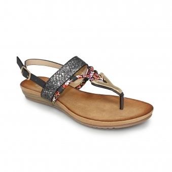 Aries Toe Post Sandal