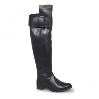 Ashleigh Knee Length Leather Boot