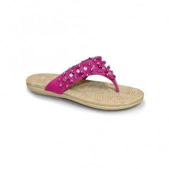 Austin Toe-Post Sandal