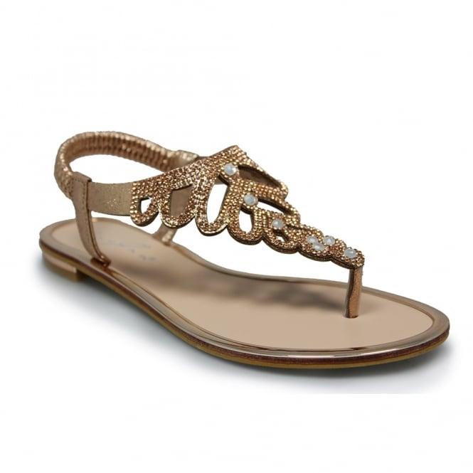 Lunar Ayva Glitter Sandal