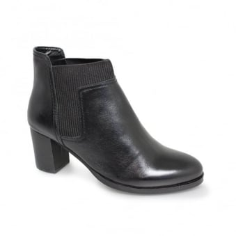 Bernice Elasticated Heel Boot