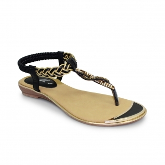 Beverly Toe Post Sandal