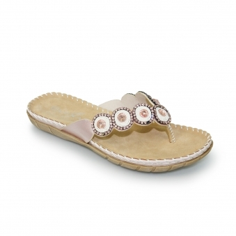 Bilbao Toe Post Sandal