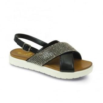 Bonham Diamante Sandal