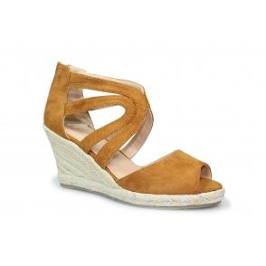 77c63b575f7 Lunar Rocco Summer Sandal   Ladies Casual Sandals   Womens Wedges