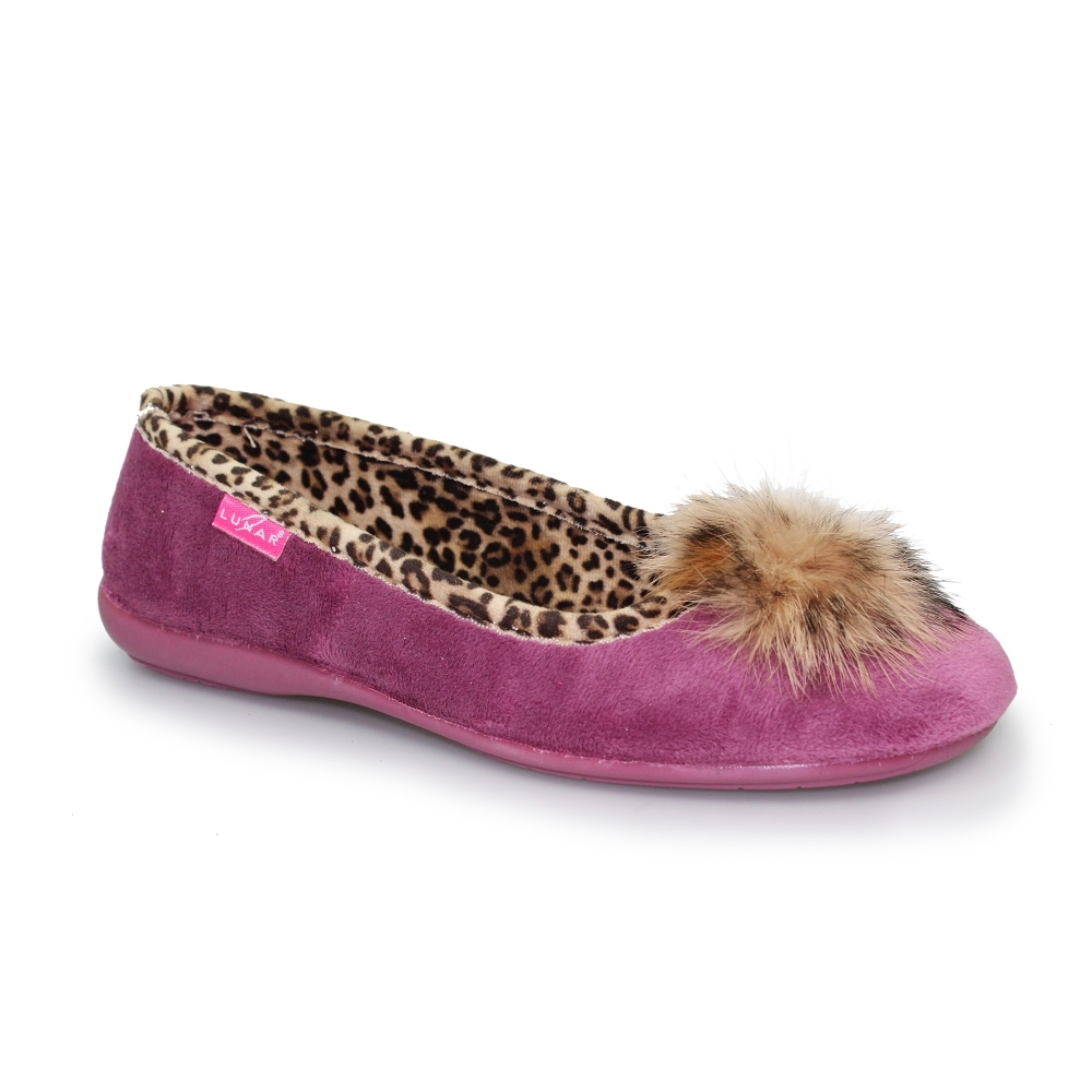 91d0384fc5b Brooks Leopard Slipper