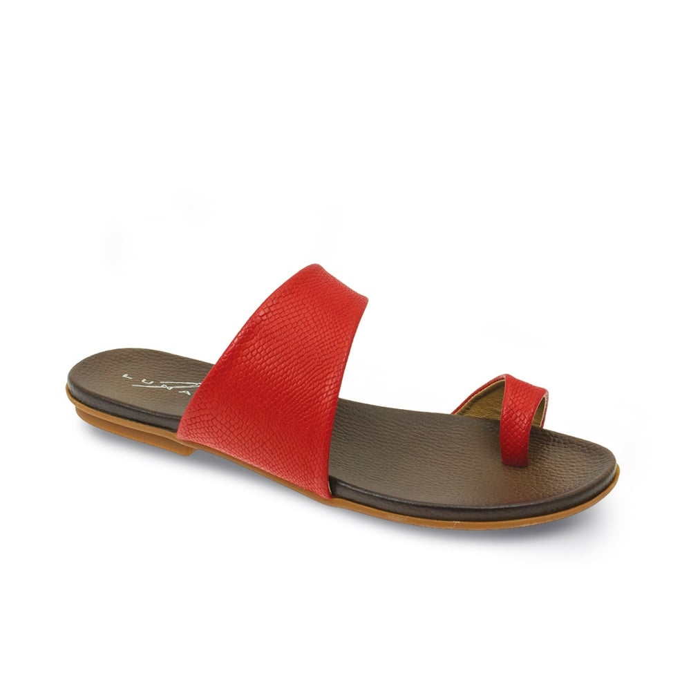 Calla Toe Loop Sandal Ladies Sandals From Lunar Shoes Uk
