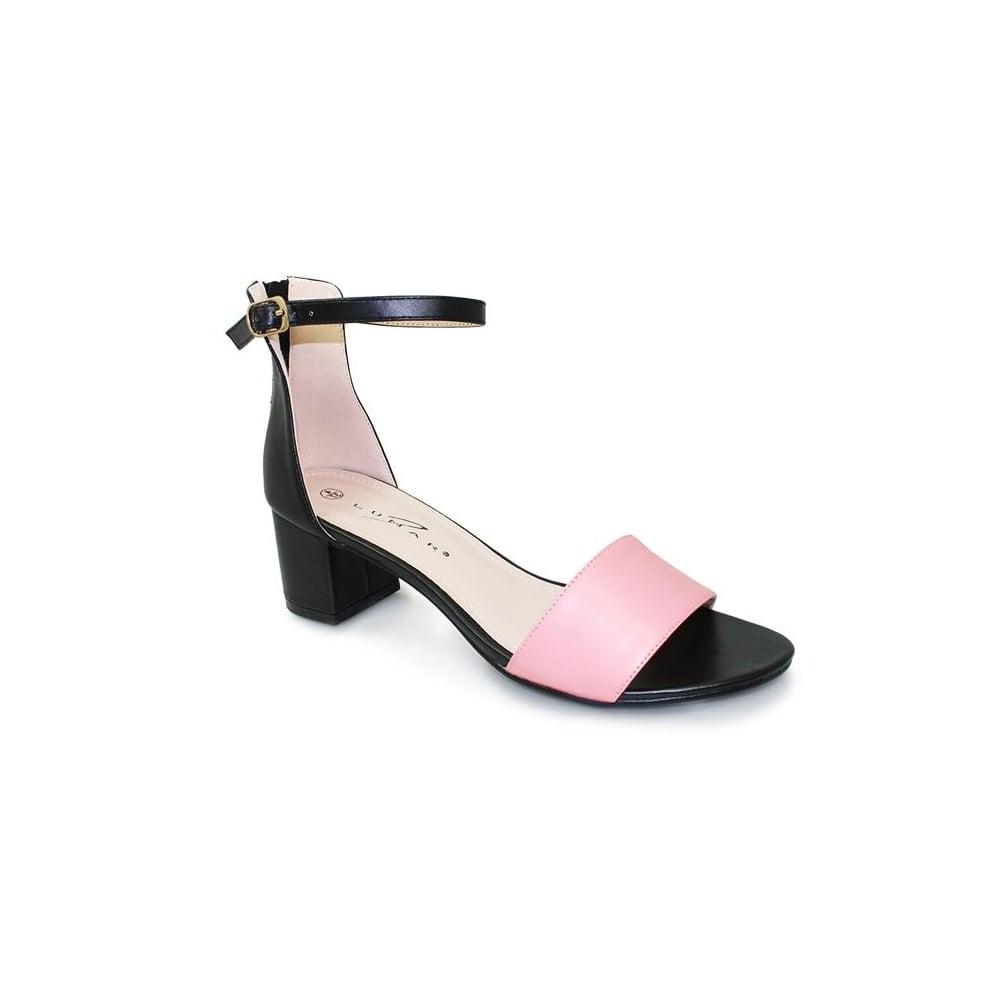 86492750ce74 Lunar Camden Block Heel Sandal