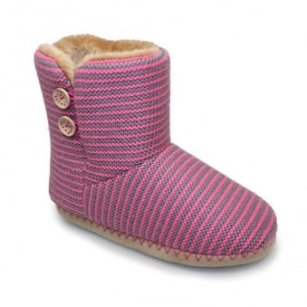 Candy Bootee Slipper