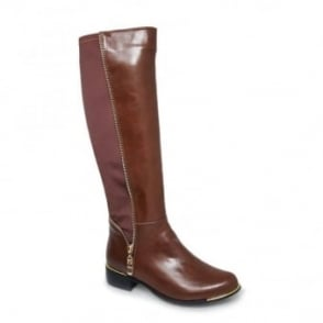 Charlton Zip Long Boot
