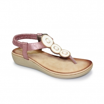 Clio Toe Post Sandal