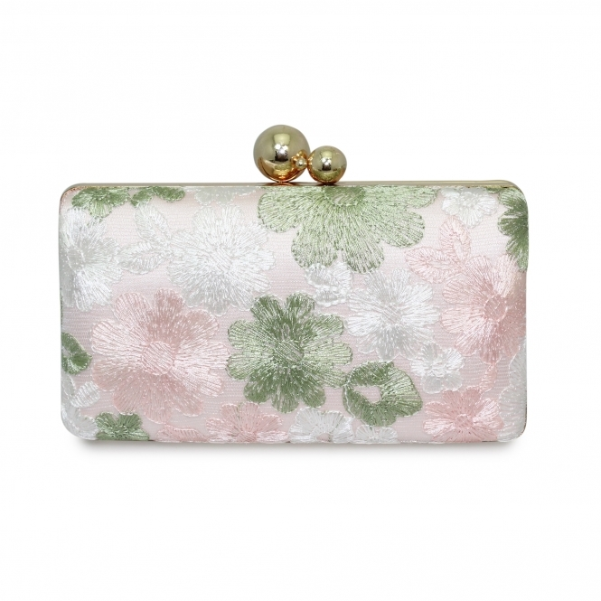 Coco Floral Clutch Bag