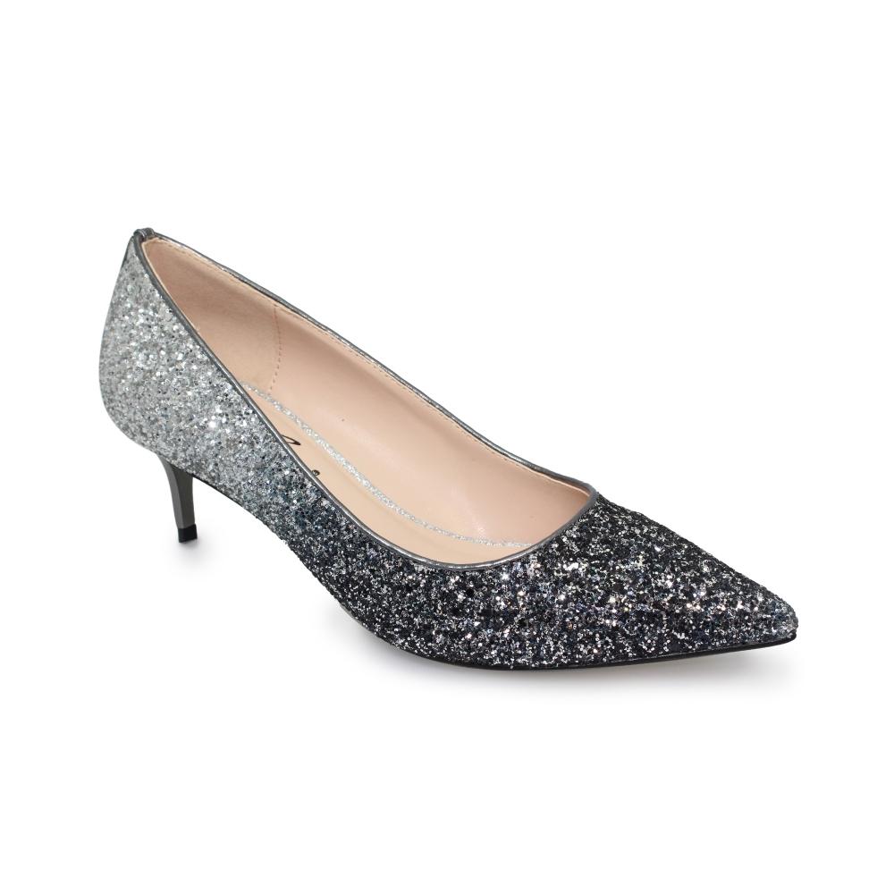 Lunar Dash Court Shoe | Glitter Finish