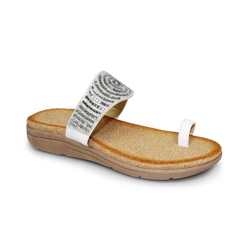 Lunar Debbie Sandals     Toe Loop