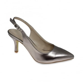 Dionne Pointed Toe Sling Back