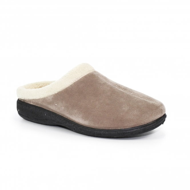 Doris Mule Slipper
