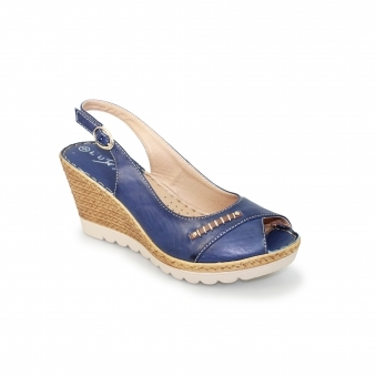 Dory Wedge Sandal