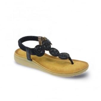 Dulcie Toe Post Sandal