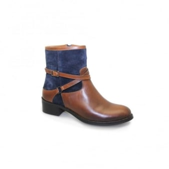 Duty leather Boot