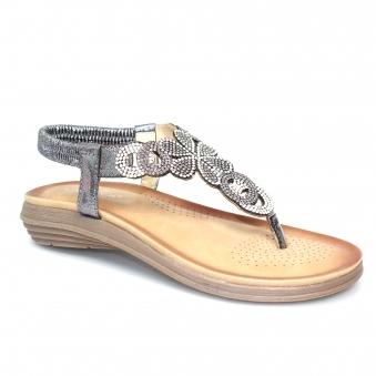 13b56050610c Edwina Gemstone Sandal