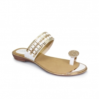 Elba Toe Post Sandal
