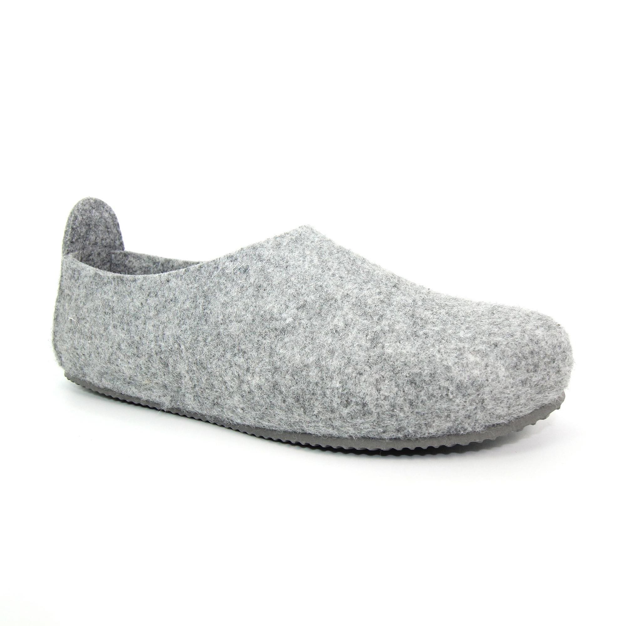 Slipper Republic Equinox Grey Comfort Slipper