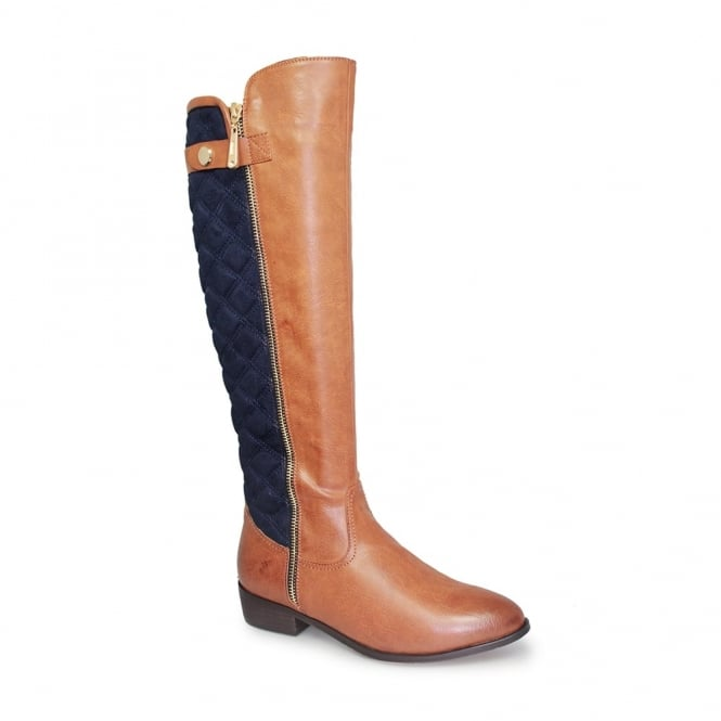 Lunar Fraser Two Tone Long Boot