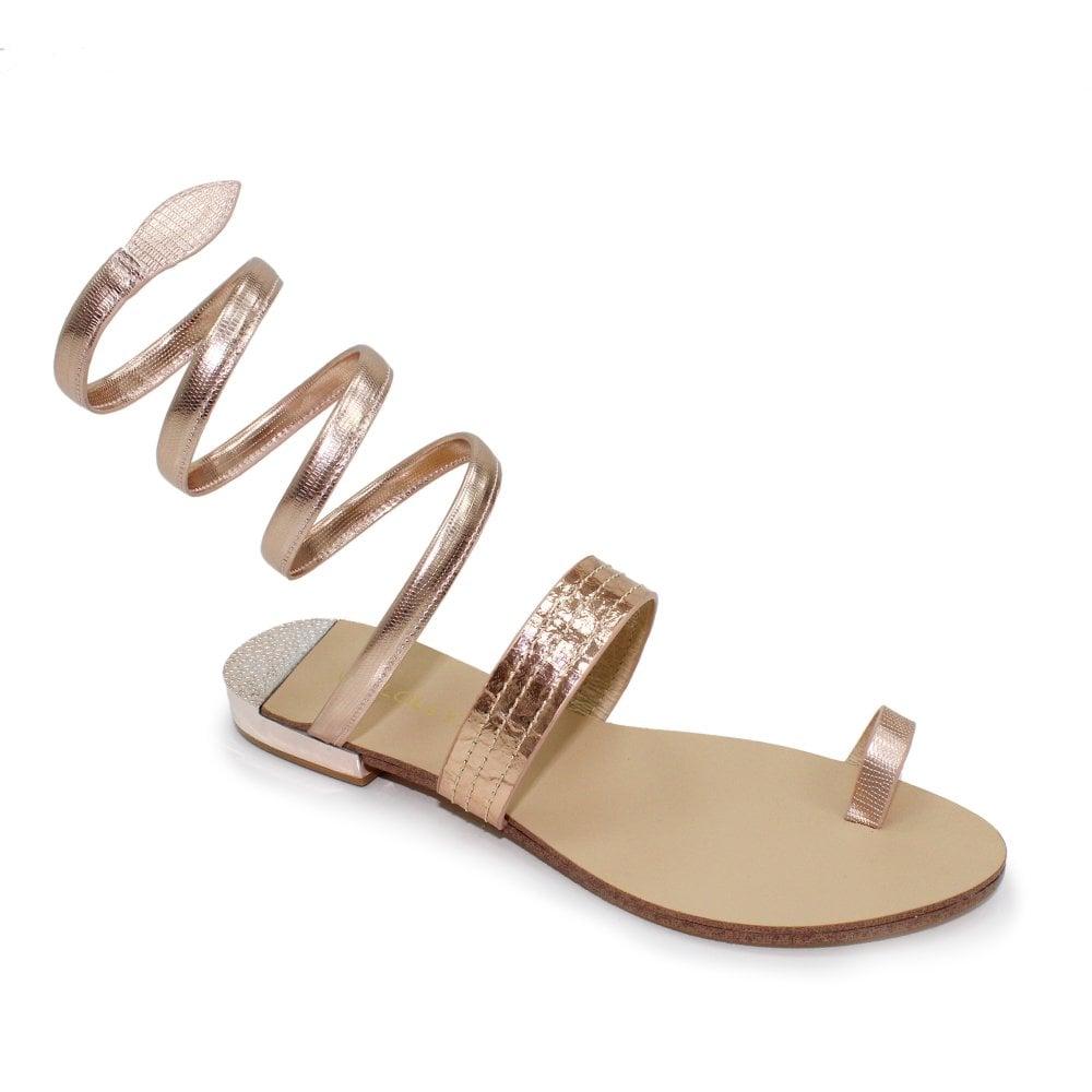 Gage Toe Loop Sandal - Ladies Sandals