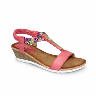 Geri 'T' Bar Sandal