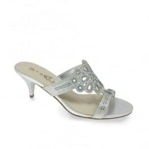 Glimmer Diamante Mule