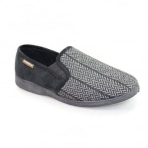 Goodyear Tweed Slipper