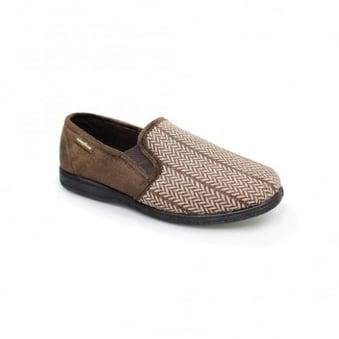Goodyear Tweed Slipper