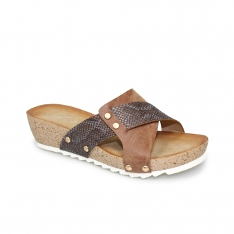 Guava Cross Over Wedge