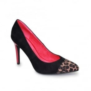Hackett Ocelot Court Shoe