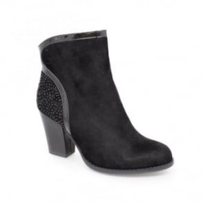 Harker Jewelled Ankle Boot