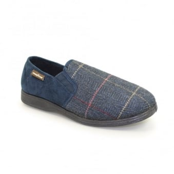 Harrison Tweed Slipper
