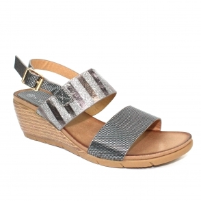 fadf6c3ae Lunar Haven Wedge Sandal NEW ARRIVAL