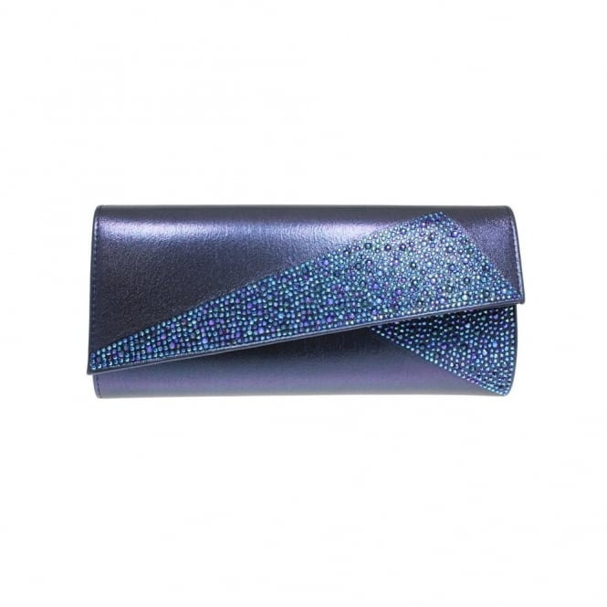 Lunar Imogen Diamante Clutch Bag