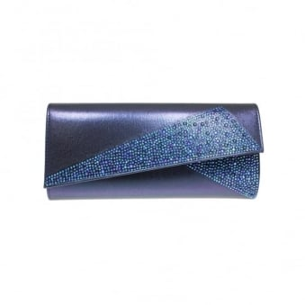 Imogen Diamante Clutch Bag