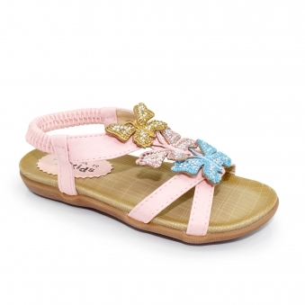 589fa9d6b04 India Butterfly Kids Sandal