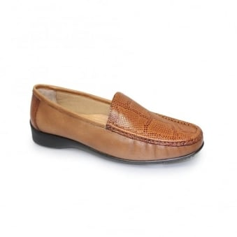 Jenny Two Tone Moccasin
