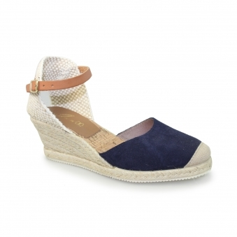 Jolie Ankle Strap Wedge