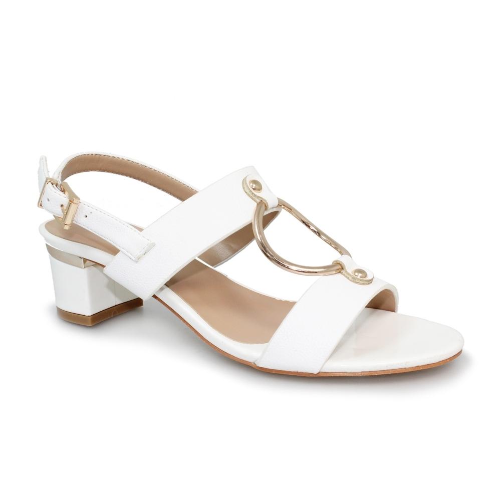 8dc7e33377 Lunar Keira Block Heel Sandal | Ladies Casual Sandals | Low Heel