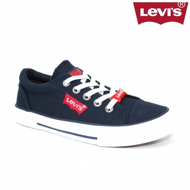 Bermuda Canvas Lace Up Trainer