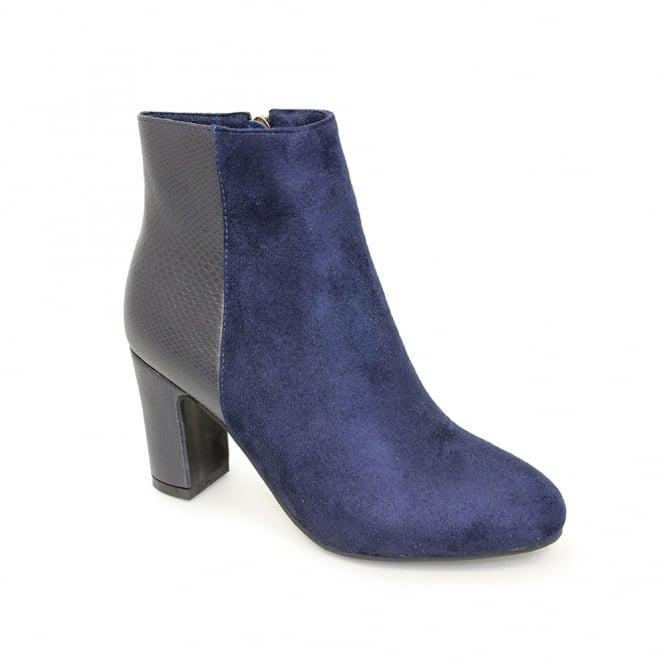 Lunar Linden Heeled Boot