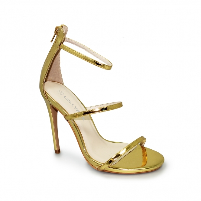 Lunar Lollyfox Angelina Three Band Sandal