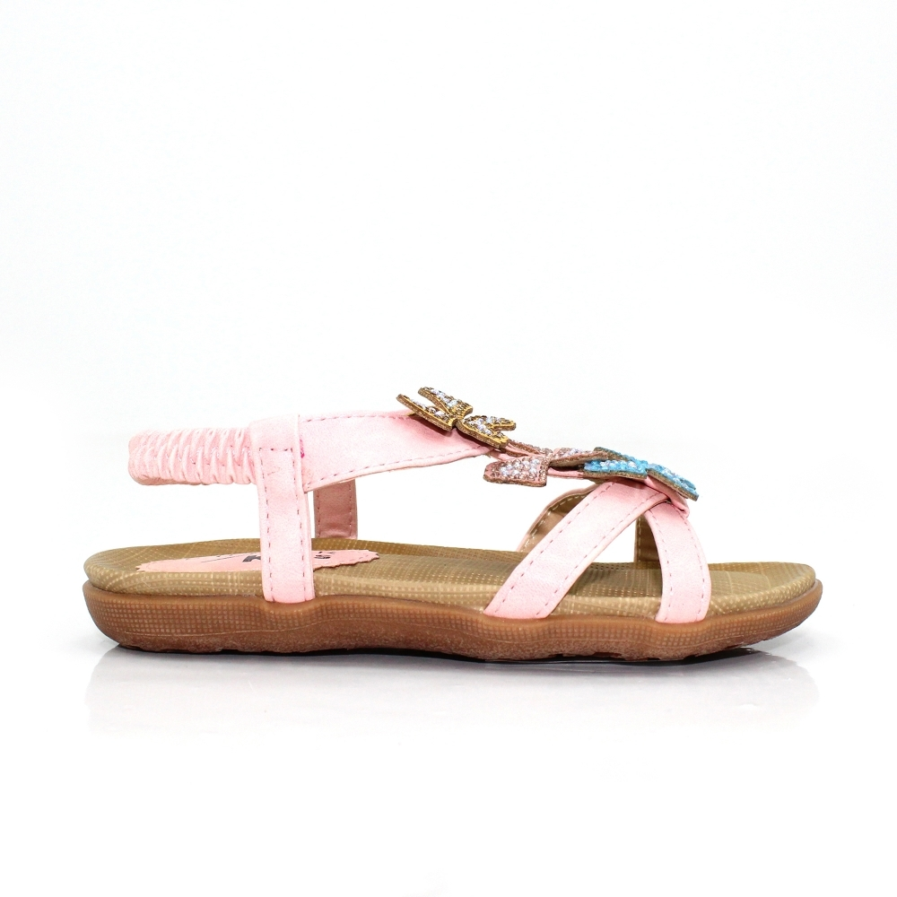 81abe2e748a Lunar Shoes   India Butterfly Kids Sandal   Girls Summer Shoes
