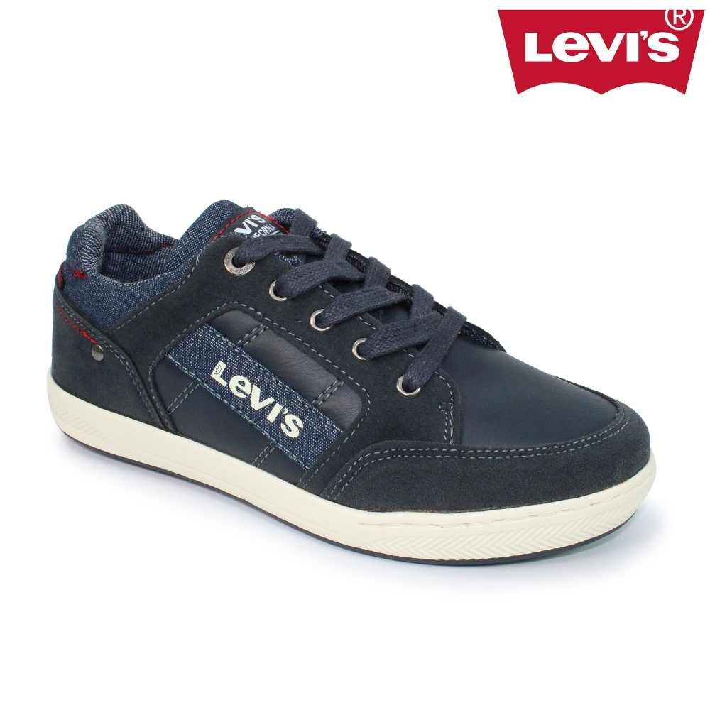 Levi's Madison Lo Lace Trainers | Navy