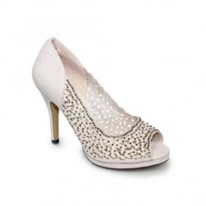 Margo Peep Toe Heel