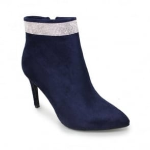 Milan Diamante Ankle Boot